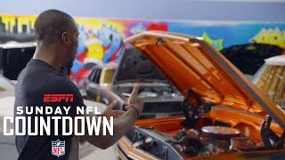 Patrick Peterson shows off his eye-popping car collection | ESPN