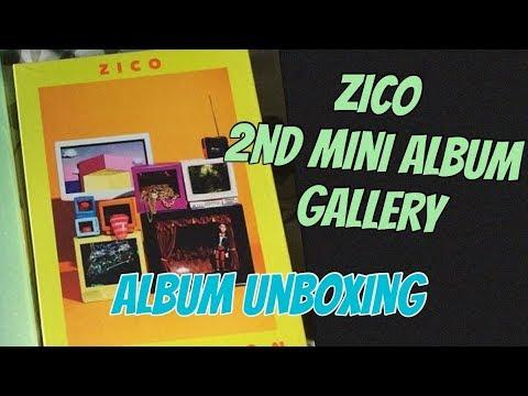 zico television 2nd mini