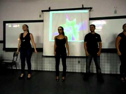 Видео Trabalho criativo pedagogia