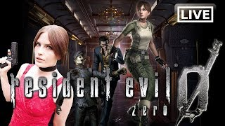 Resident Evil 0 Remaster - First Time Playing!