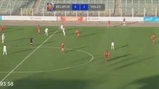 Беларусь-Уэльс Видео голов 19.06.2014(19 июня 2014 года на стадионе