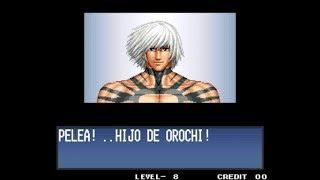 [TAS] The King of Fighters '97 - Three Sacred Treasures Team