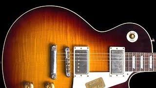 Deep Blues Ballad Guitar Backing Track Jam in D Minor