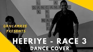 Heeriye Full Song Video - Race 3   Salman Khan & Jacqueline   Meet Bros   Dancamze Cover