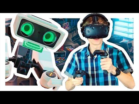Oculus Rift Games игры для аттракционов виртуальной