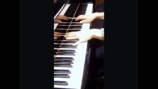 雨の慕情 八代亜紀 piano midi