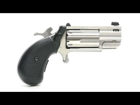 NRA Gun Of The Week: North American Arms Ported Pug Pistol