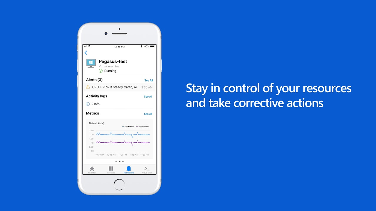 Introducing The Azure Mobile App Youtube