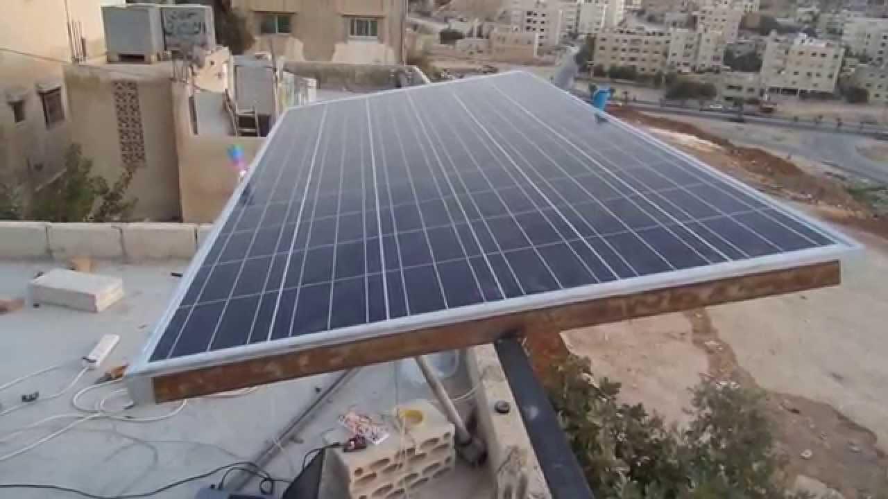 Solar Sun Tracker Usig Arduino Ldr Pwm Charge Controller V2 Veroboard V3