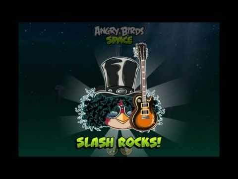 Slashbird (Slash's Angry Bird Space Theme)