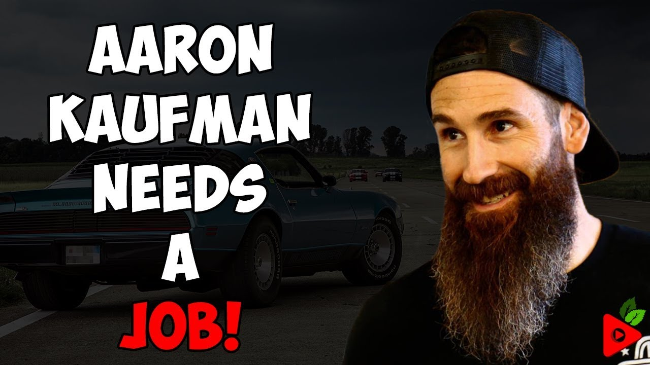 Fast N Loud Famed Aaron Kaufman Is Back With New Show Youtube