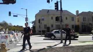 LAPD contact with Raven Nicole Williams