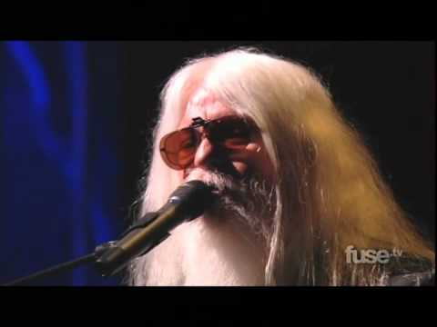 LEON RUSSELL's Induction into The Rock & Roll Hall Of Fame 2011