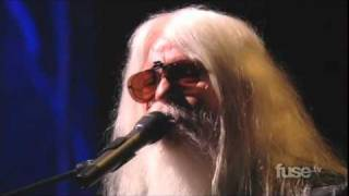 LEON RUSSELL s Induction into The Rock & Roll Hall Of Fame 2011