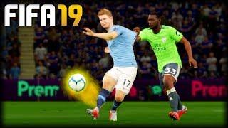 FIFA19 TOP 5 GOALS OF THE WEEK