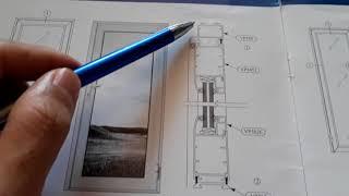 Hướng Dẫn Cách Làm Cửa Nhôm Việt Pháp Theo Sơ Đồ Bản Vẽ