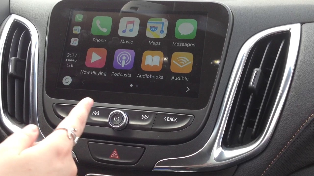 2018 Chevy Equinox Radio Explanation Indianapolis, IN