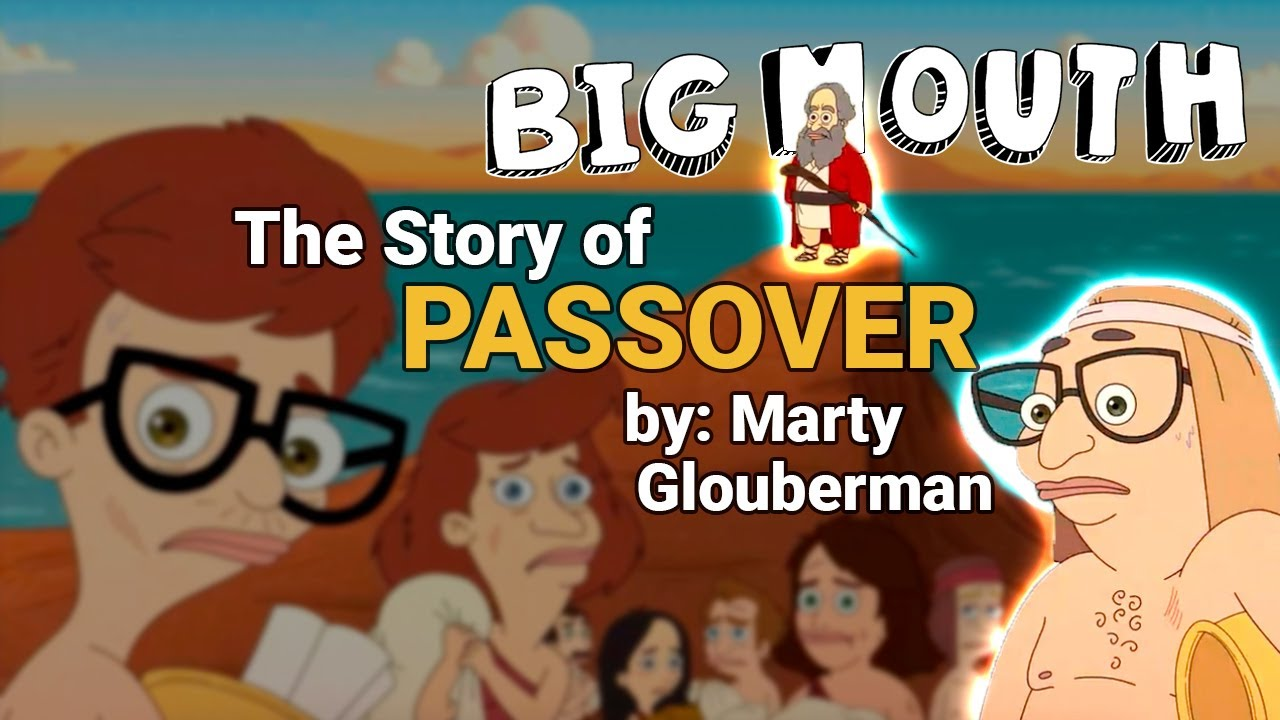 """Download BIG MOUTH 3 • The Story of Passover - by: Marty Glouberman - 3x05: """"Florida"""" • Richard Kind"""