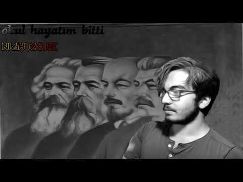 Holigan Orkestra - Okul Hayatım Bitti - Nightcore - [Porçay]