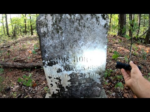Another Forgotten Cemetery Found | Slave Cemetery
