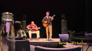 I'm Confessin' - covered by Bob McCarroll & Paul Lucas at the TCA