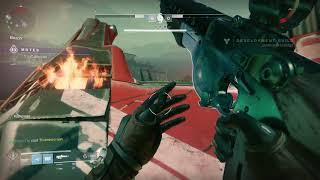 Destiny 2 Forsaken Gambit gameplay shows hybrid PvE/PvP mode