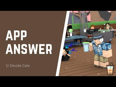 Verde Cafe Roblox Application Answers 2020 Soro S Application Answers Roblox Youtube