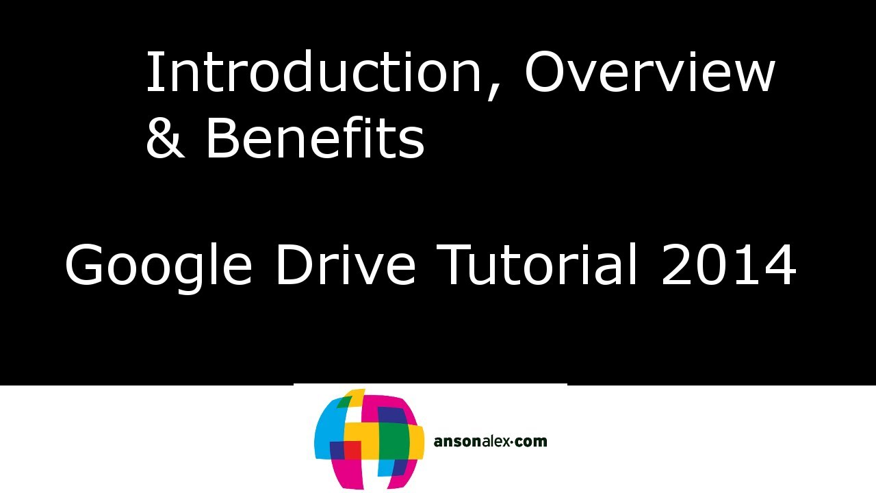 how to get overview on google drive