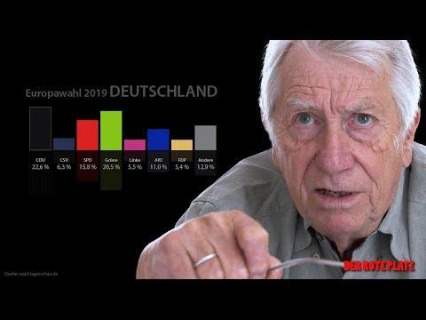 Der Rote Platz #47: Nach der EU-Wahl - EU-Kritik nur noch von rechts