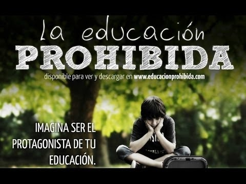 Dokument: Zakázané vzdelávanie  / Educación prohibida, LaCZ tit.