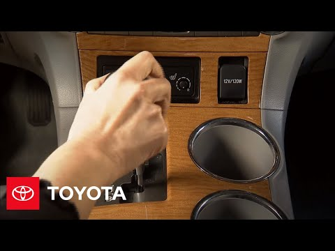 How-To: Stopping Procedure for Toyota Hybrid Vehicles   Toyota
