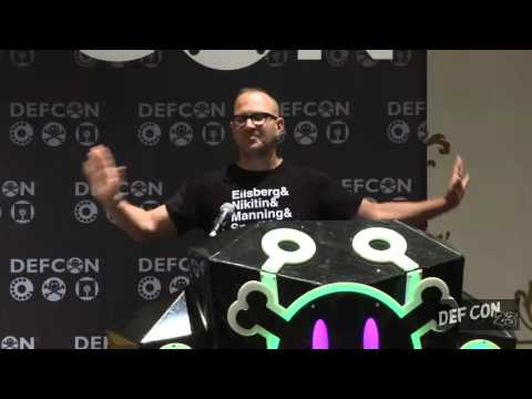 DEF CON 23 - Cory Doctorow - Fighting Back in the War on General Purpose Computers
