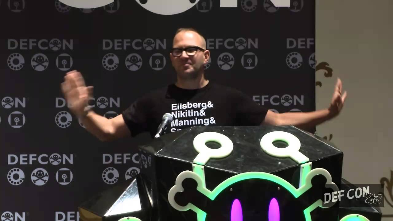 151890721b6 DEF CON 23 - Cory Doctorow - Fighting Back in the War on General Purpose  Computers - YouTube