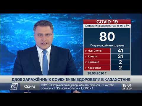 В Казахстане подтверждены