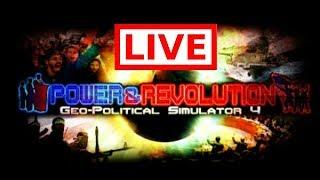 🔴 REDIFFUSION -  Geopolitical Simulator 4 [14/10/2018] !