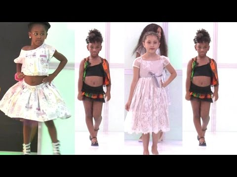 Children's fashion show: Bronx Fashion Week: Young Fashionistas