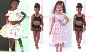 Children's fashion show: Bronx Fashion Week: Young Fashionistas