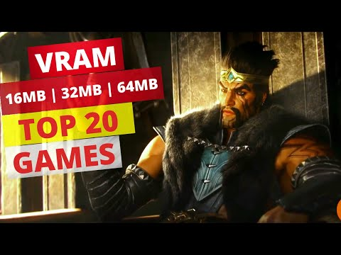 16Mb   32Mb   64Mb Vram   Top 20 Shooter Games for Low Spec Pc   Intel Hd Graphics   Without Gpu