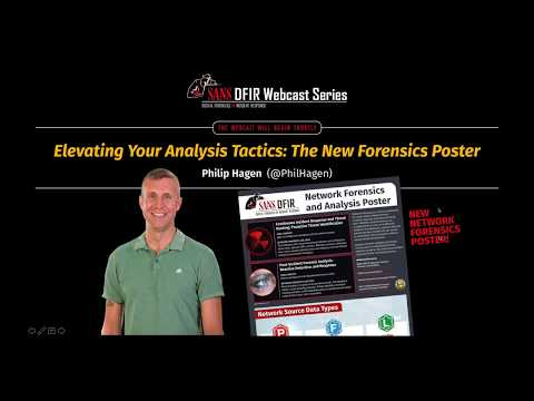 Elevating Your Analysis Tactics with the DFIR Network Forensics Poster