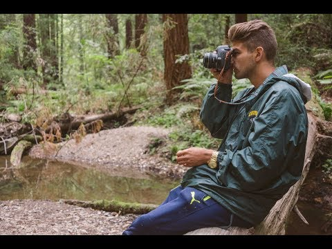 Santa Cruz Coast Expedition - With Haven & Florin and SanDisk (Beautiful California Destinations)
