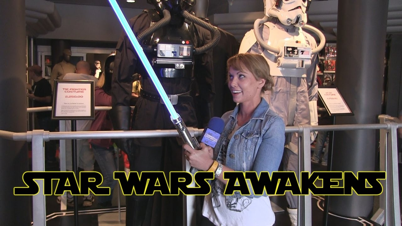 star wars awakens attractions