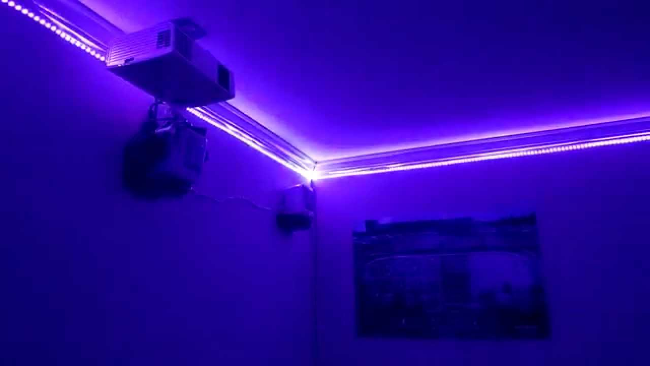 Cool Room Lights - YouTube