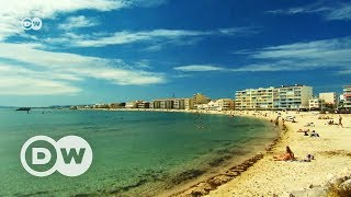Montpellier: Güneş, kültür ve şarap sentezi kent - DW Türkçe