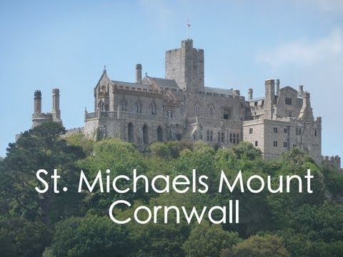 St. Michaels Mount, Cornwall 2012