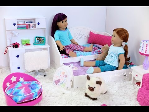 Trundle Bed & Bedding American Girl Set ~ NEW!