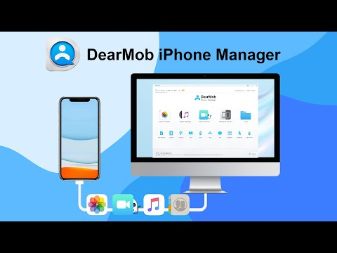 DearMob iPhone Manager – Manage iPhone in Safer and Easier Way with Enjoyment