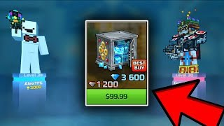 Pixel Gun 3D - IF I LOSE I BUY 5000 GEMS! 💎