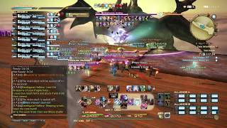 FFXIV: Heavensward Gameplay - 139 - Bard - Dun Scaith