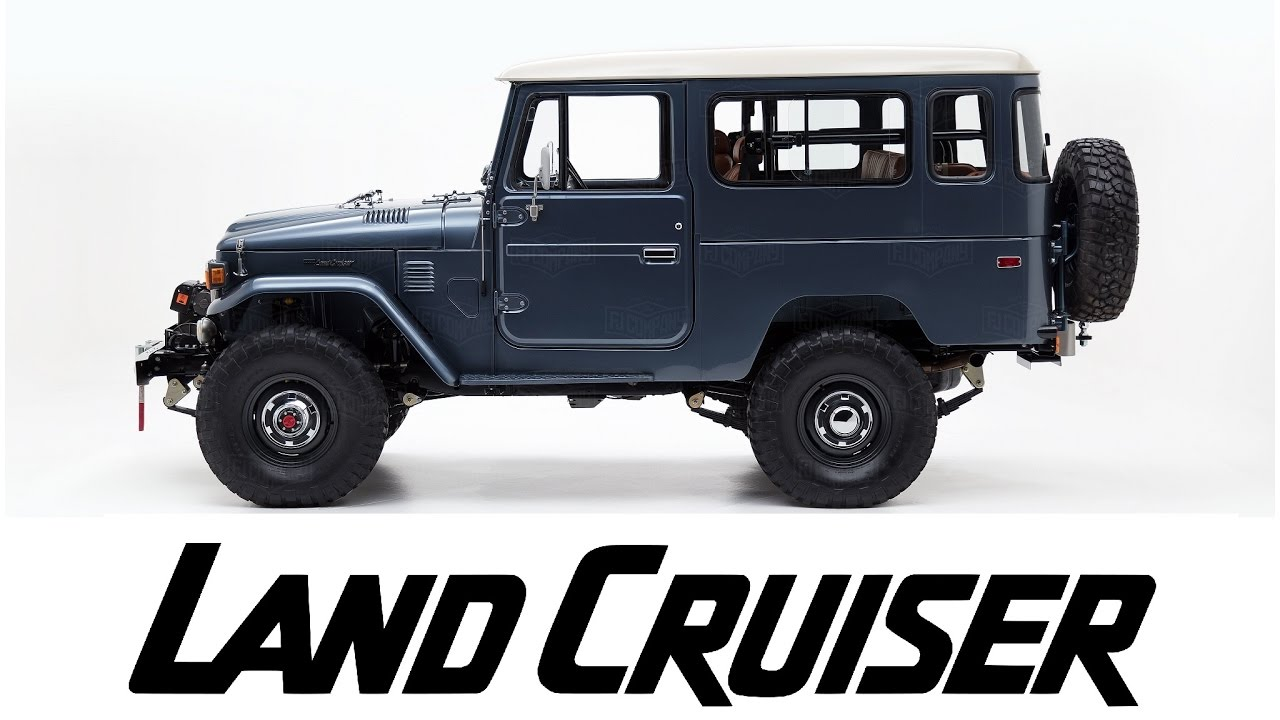 Land Cruiser Restoration >> 1984 Toyota Land Cruiser Fj43 Restoration