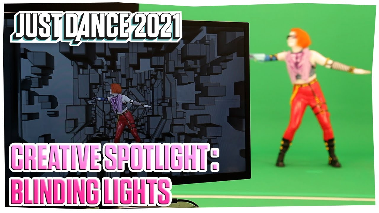 Just Dance 2021: Creative Spotlight | Blinding Lights by The Weeknd | Ubisoft [US]